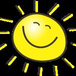 くもり、くもり、くもり。そして快晴!太陽の恵みを体全体で受け止める。『風の時代』にむけての過ごし方